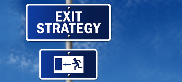 Exolta explain the basic Exit Strategies available to small businesses