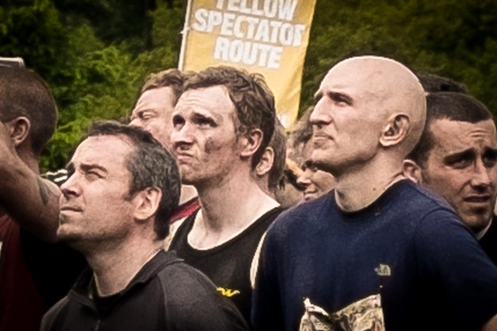 Team MBN incorporating Team Exolta at Tough Mudder 2014